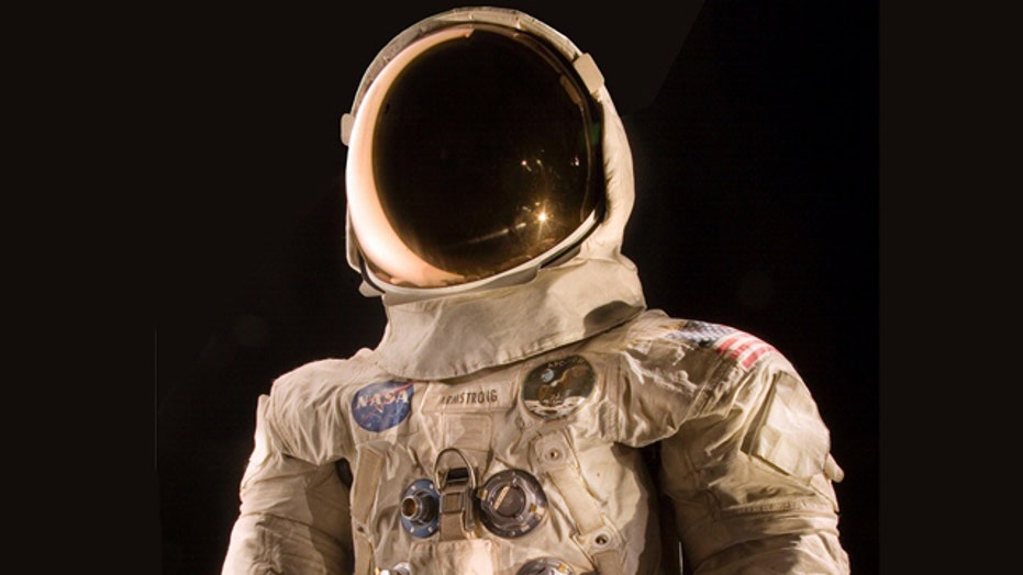 Mission to save Armstrong spacesuit launched by Smithsonian