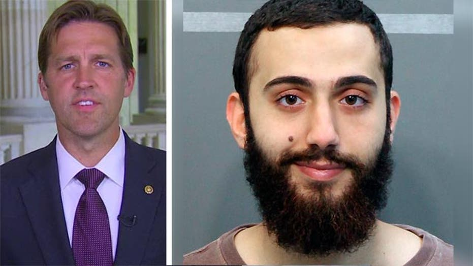 Sasse: Stop pretending terrorist attacks are 'one-off' acts