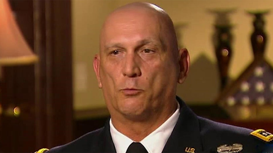 Longest serving general in Iraq speaks out about Chattanooga