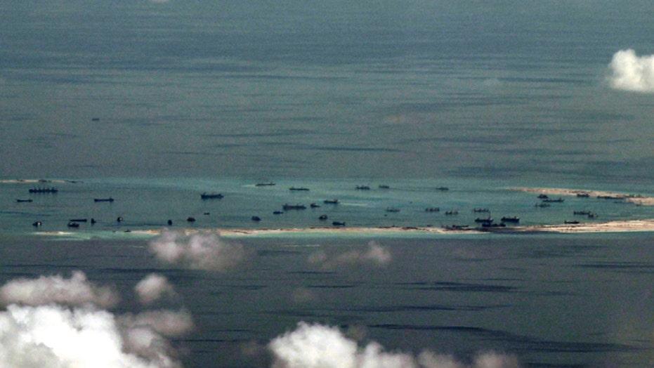 US, Chinese rhetoric intensifies over South China Sea