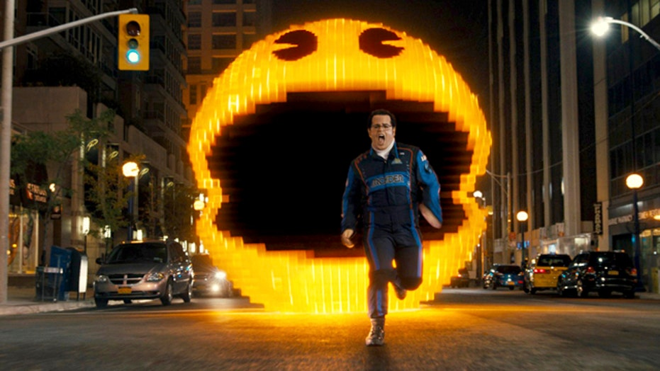 Classic video game trivia with the cast of 'Pixels'