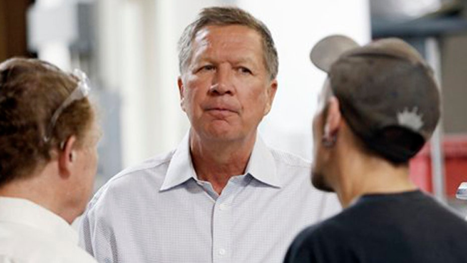 Can John Kasich's popularity in Ohio translate nationally?