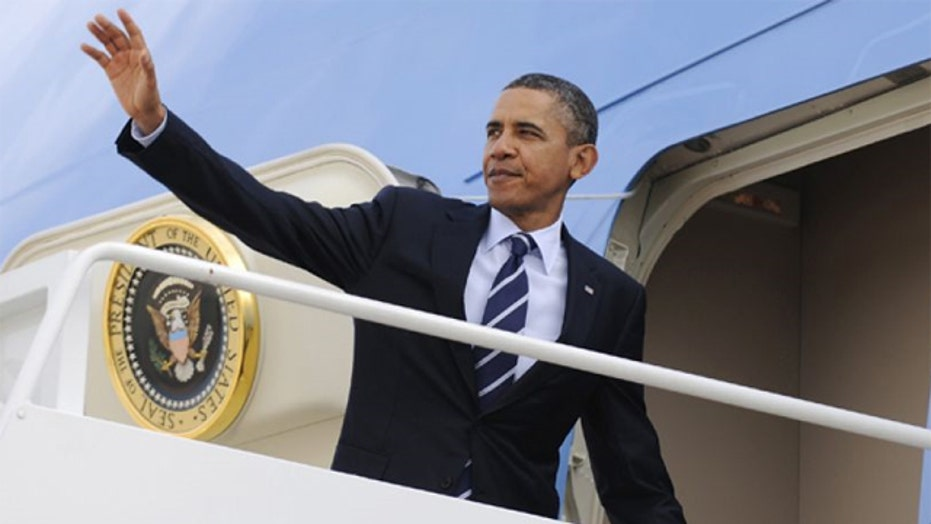 Kenyan airline official leaks Obama's trip itinerary