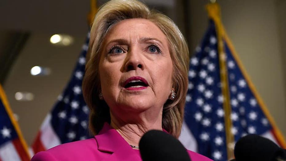 Trust issues to blame for Hillary Clinton's summer slump?