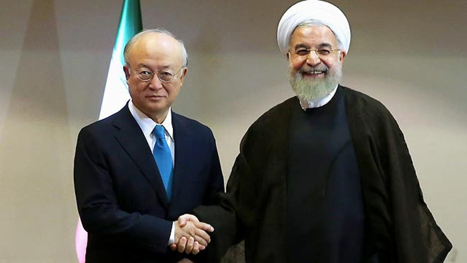 Did UN nuclear watchdog reach 'side deals' with Iran?