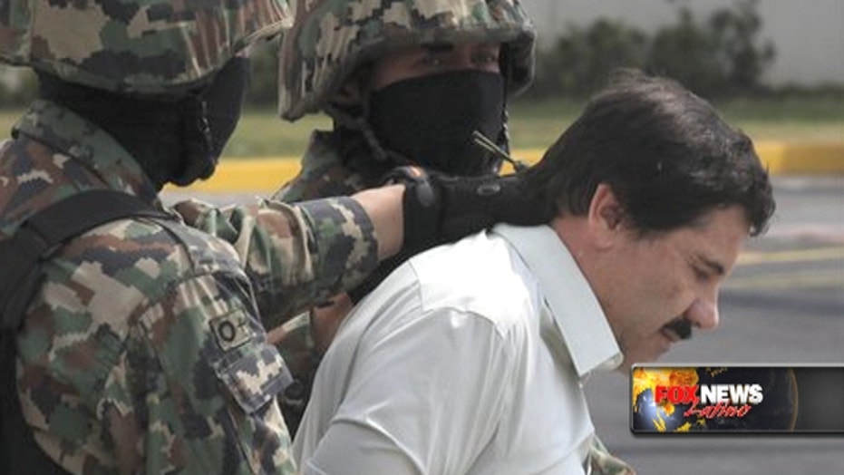 'El Chapo' faces altered drug business