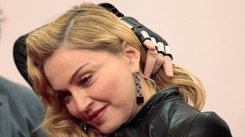 Madonna: I feel like Picasso