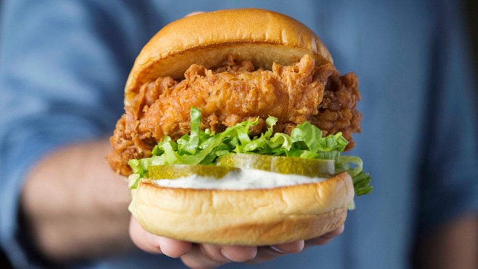 Who has the best fried chicken sandwich?