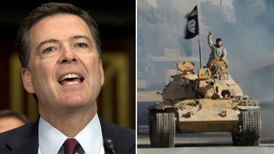 FBI director:  ISIS more dangerous than Al Qaeda
