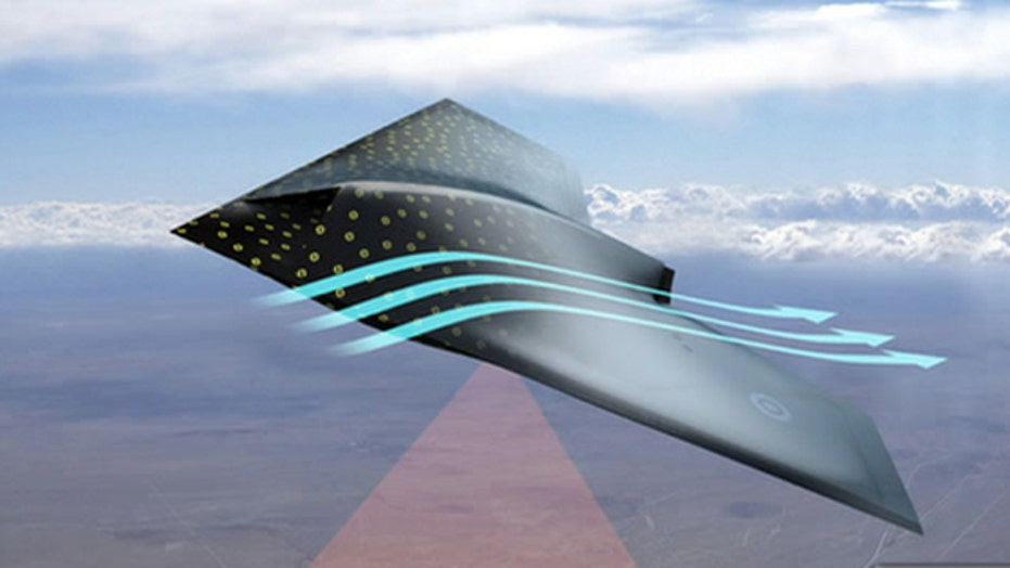 New 'smart skin' could allow planes to 'feel'