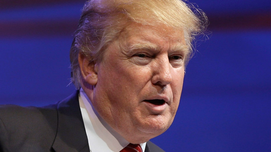 Donald Trump flirting with third-party candidacy