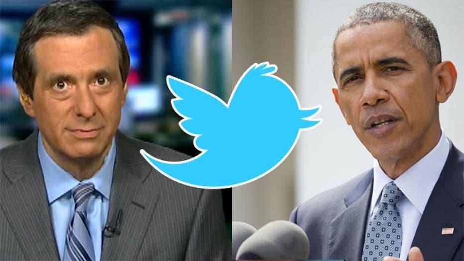 Kurtz: Anger in the Twitter age