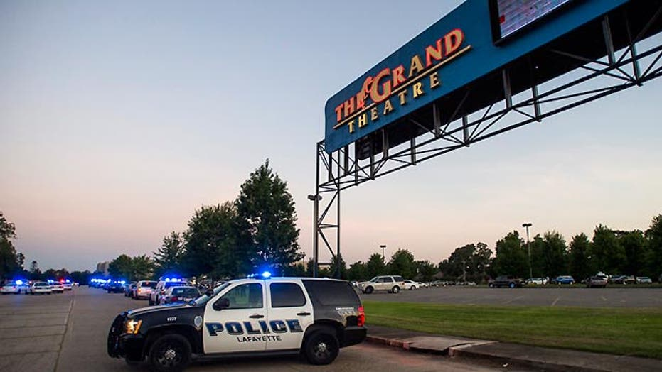 At least 2 dead after gunman opens fire in movie theater