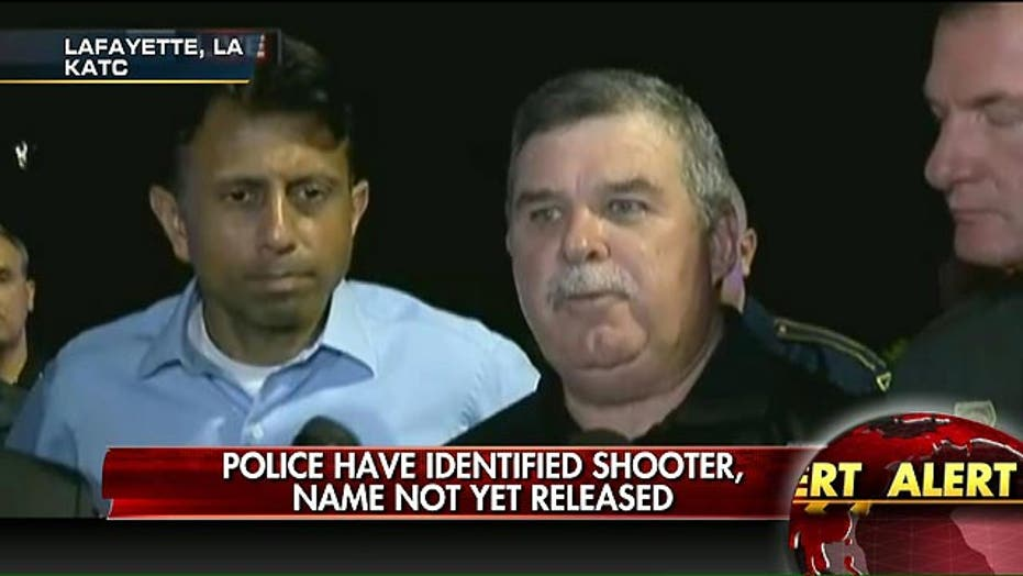 Police, governor share facts about theater shooting
