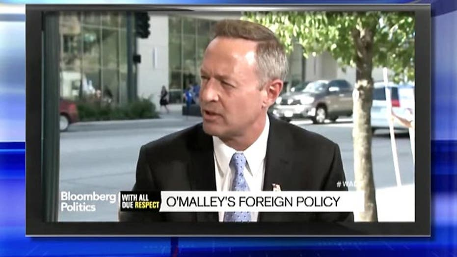 Grapevine: O'Malley blames climate change for rise of ISIS