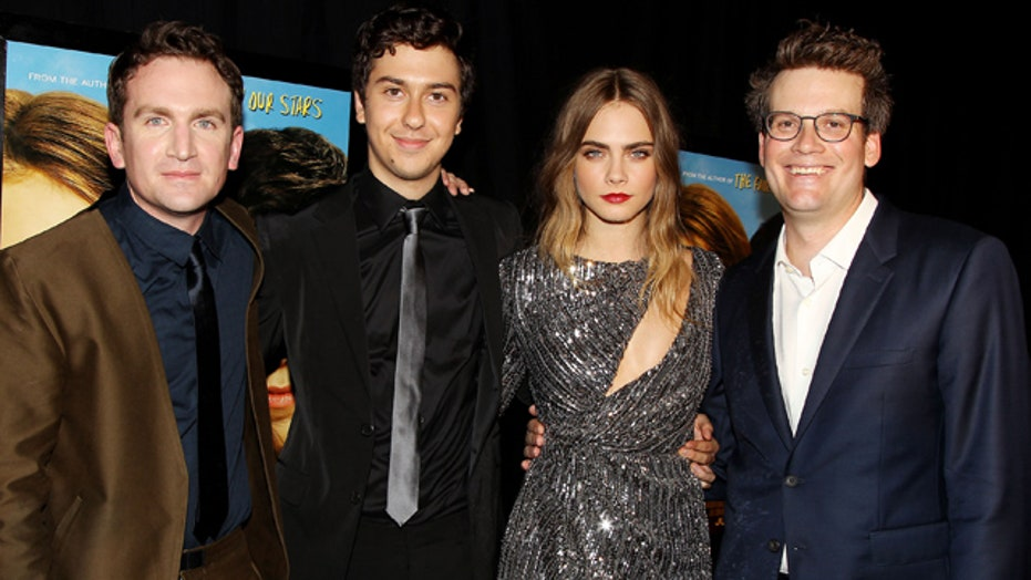 In the FOXlight: The Cast and Crew of 'Paper Towns'