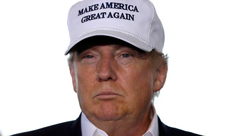Donald Trump tackles immigration problem at the border
