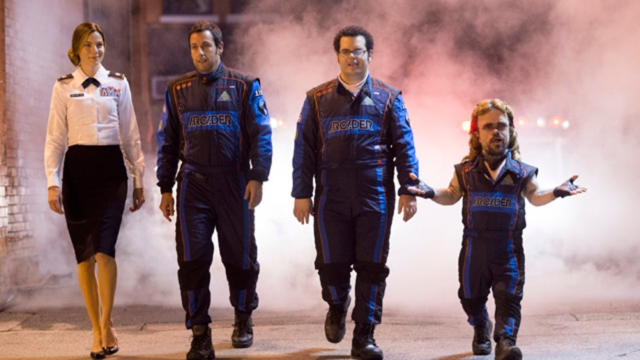 Can 'Pixels' level-up enough for the Tomatometer?