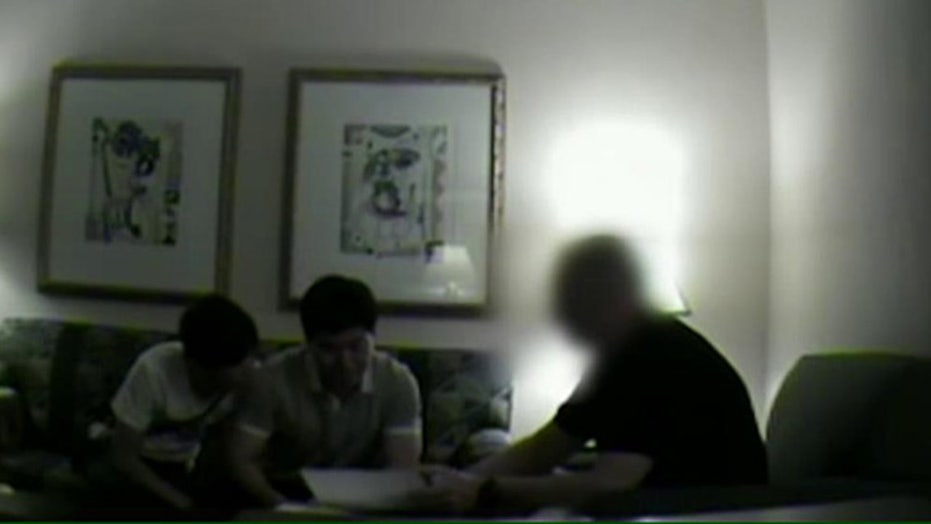 FBI releases vid of Chinese CEO buying corporate secrets