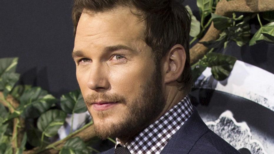 Chris Pratt to return for 'Jurassic World' sequel