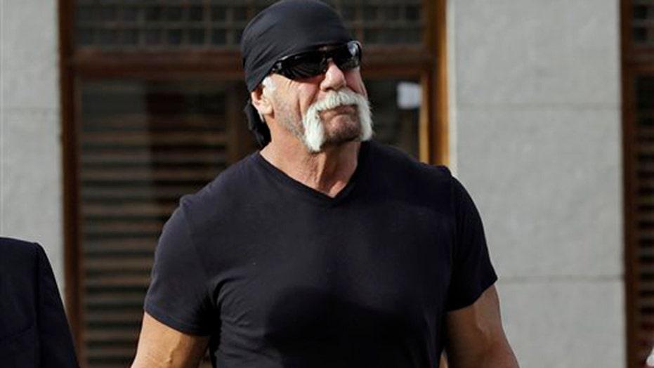 WWE terminates contract with Hulk Hogan