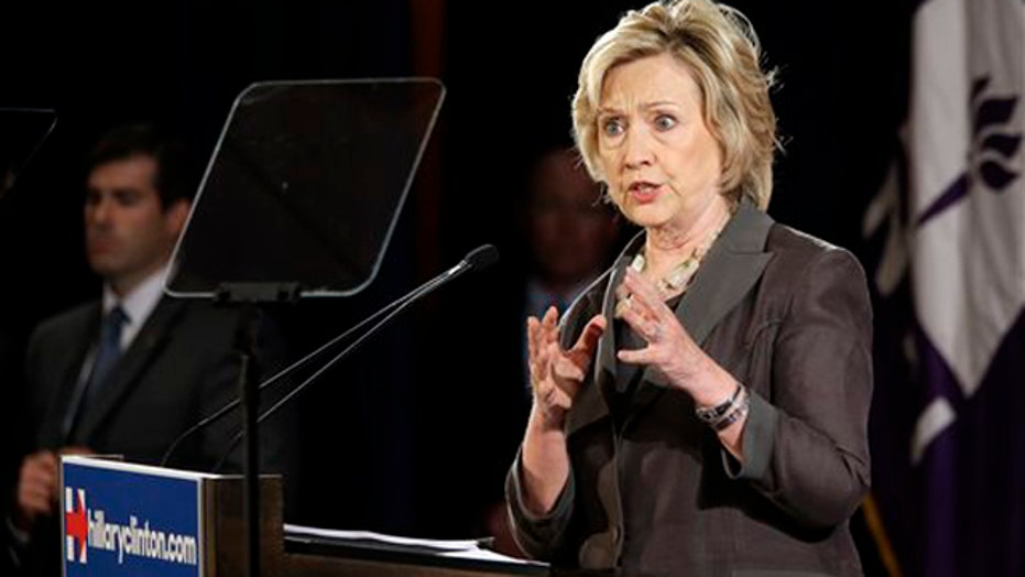 Clinton: Never sent or received classified emails