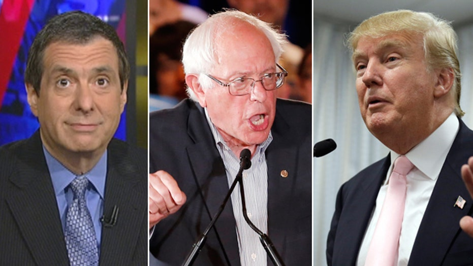 Kurtz: Media missing the 'mad as hell' voter