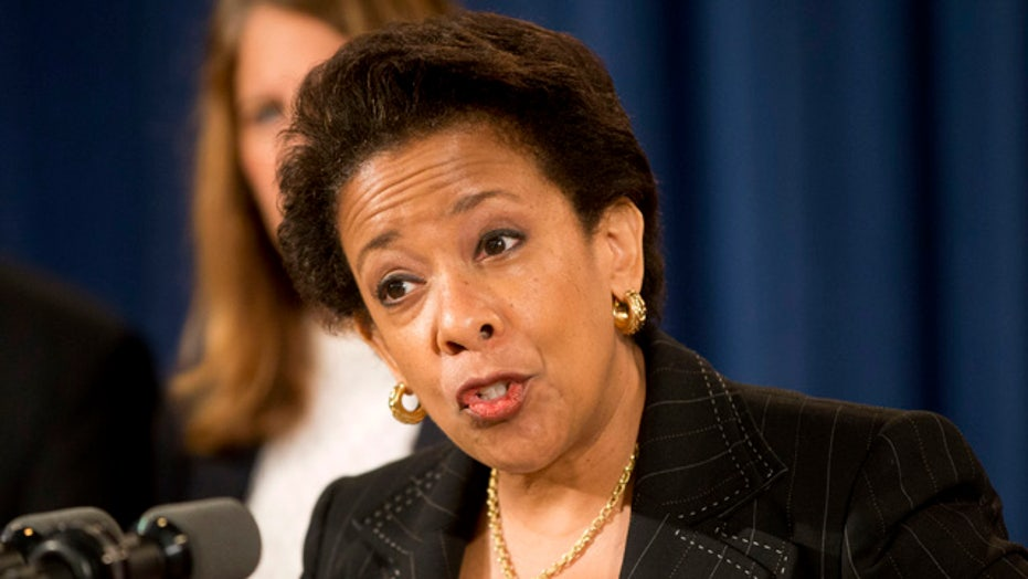 What keeps Attorney General Lynch 'up at night'?