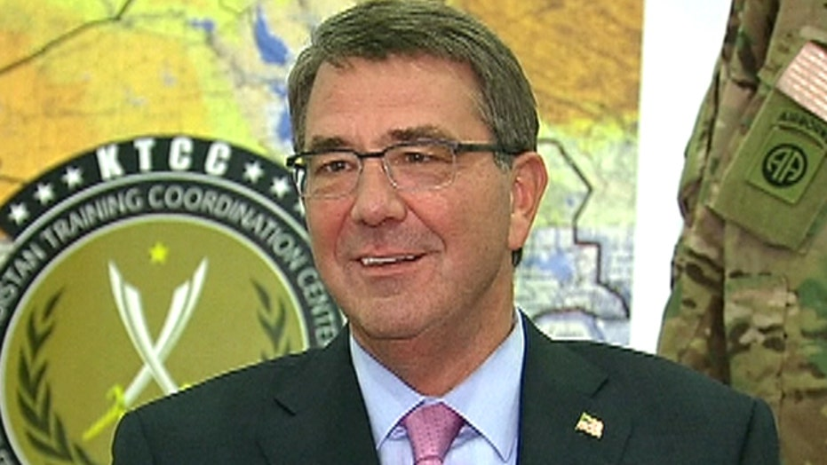 Secretary Carter on fight against ISIS, Iran nuke deal