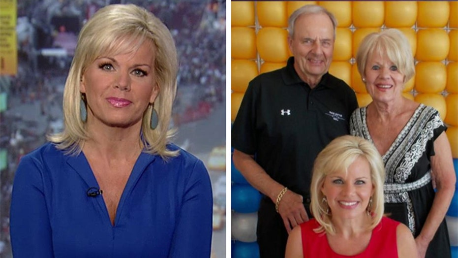Gretchen's Take: Mom and dad thanks for everything