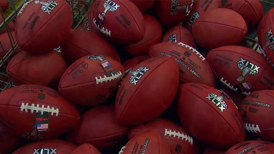 NFL finalizes new football rules following Deflategate