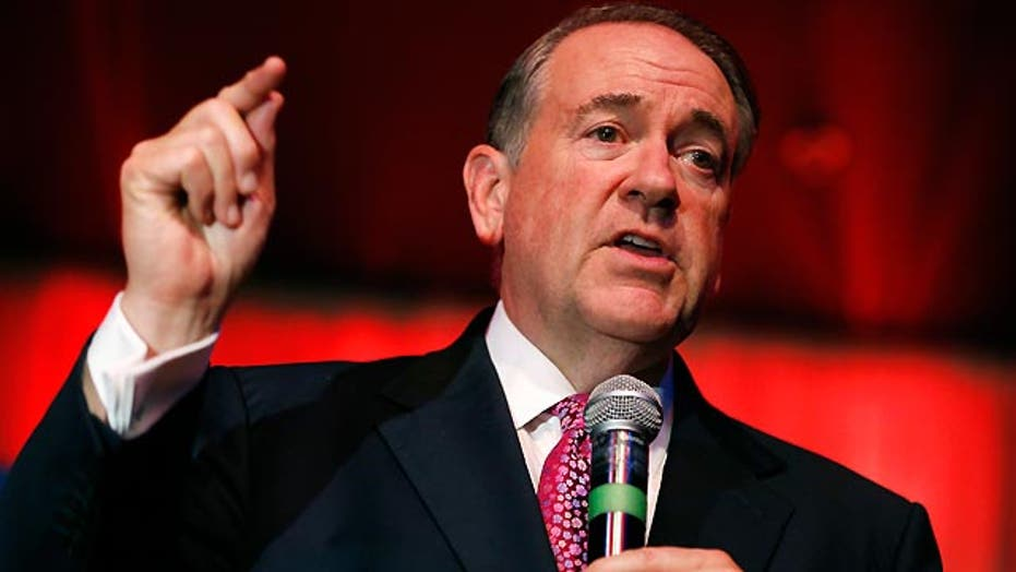 Did Huckabee need to use the Holocaust reference?