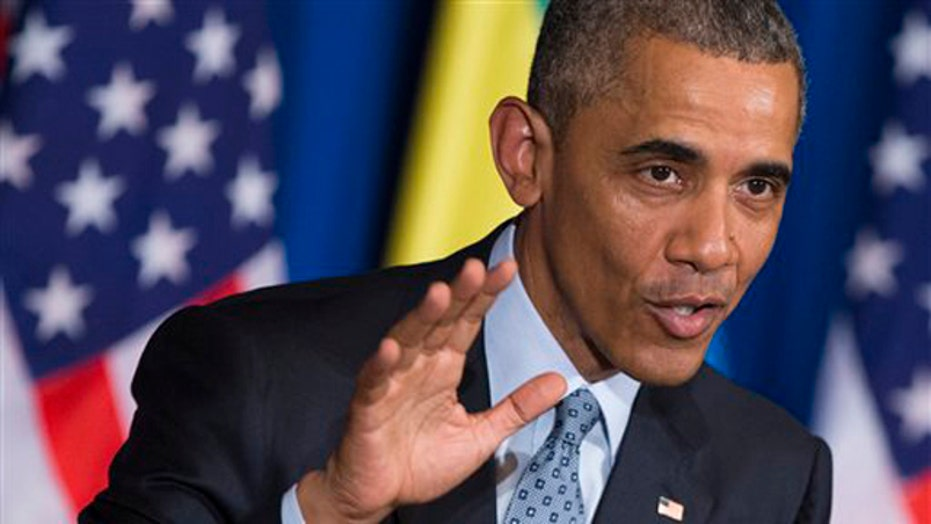 President Obama's counterterror strategy working in Africa?