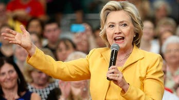 Clinton, at energy event, won't take position on Keystone pipeline