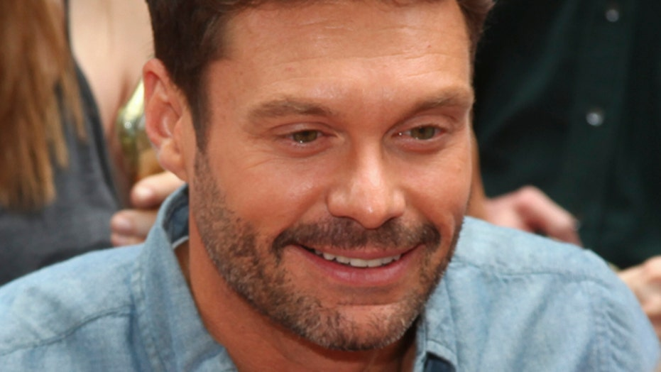 Seacrest savors unscripted challenges of 'Knock Knock Live'