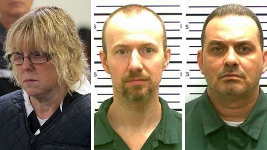 Joyce Mitchell agrees to plea deal in NY prison escape plot