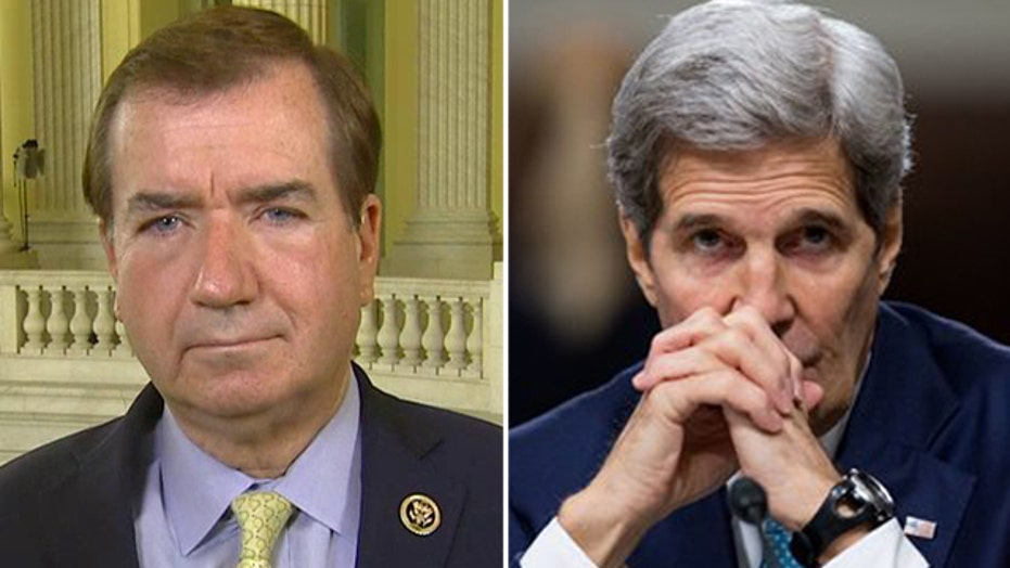 Rep. Royce on Iran deal: How does this make US more secure?