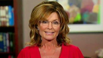 Sarah Palin makes provocative comparison