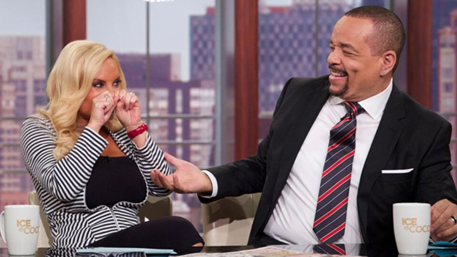 Ice-T: I could make a baby through a brick wall