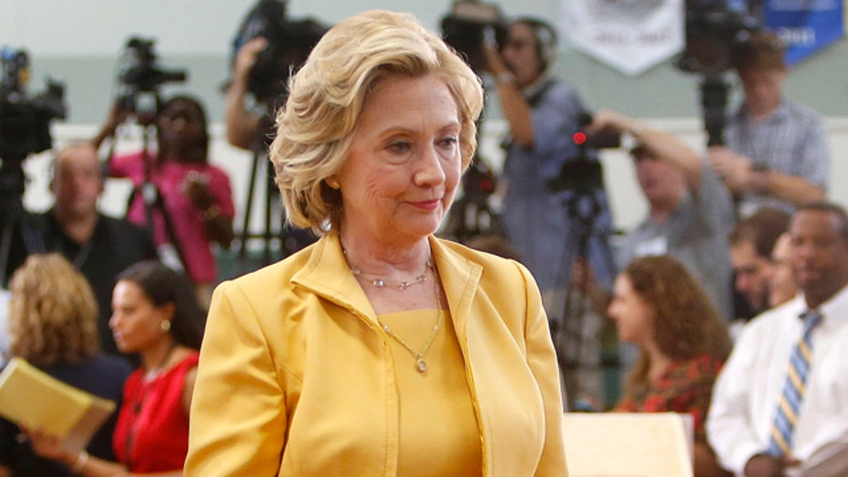 Report: Gap in Clinton emails as violence in Libya increased