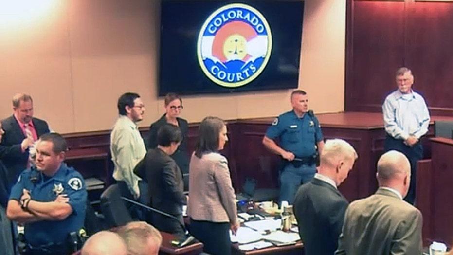 James Holmes' father testifies during sentencing phase