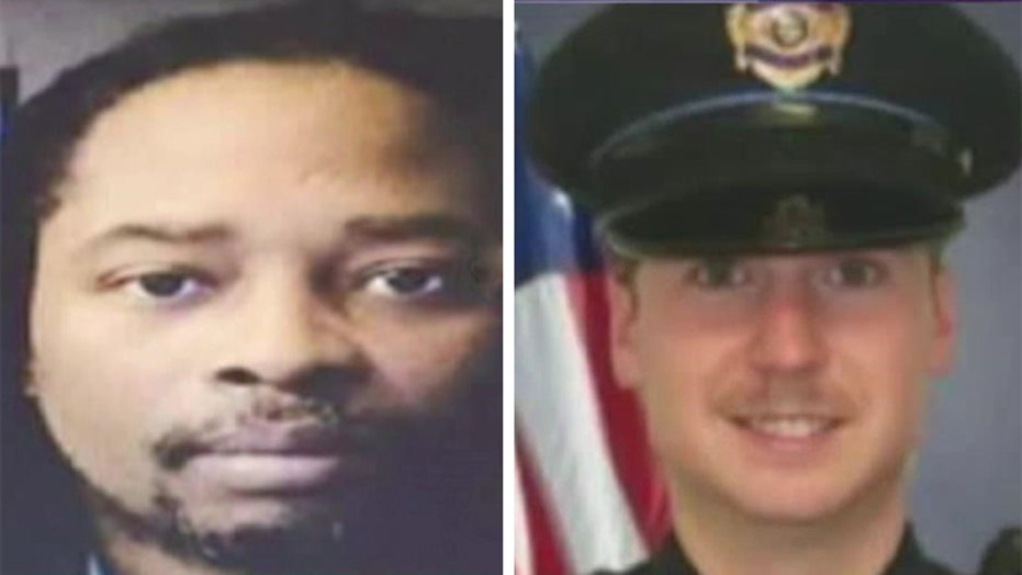 Police officer charged with murder for traffic stop shooting