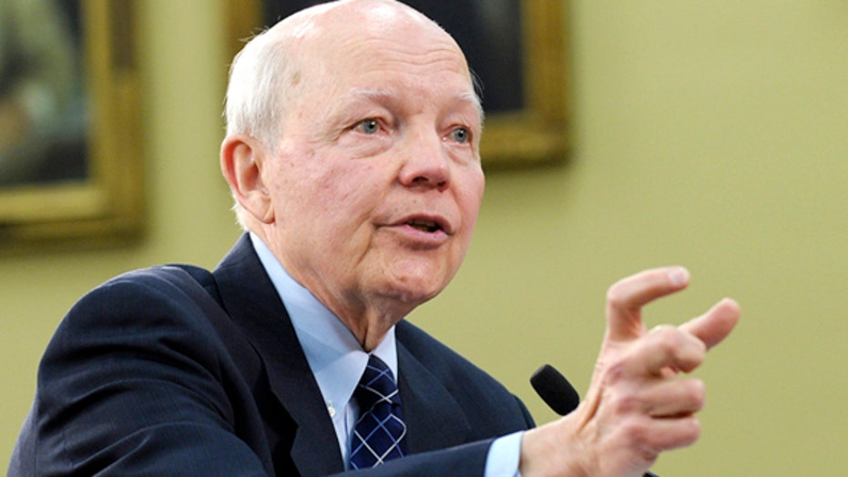 Growing calls for IRS chief's resignation