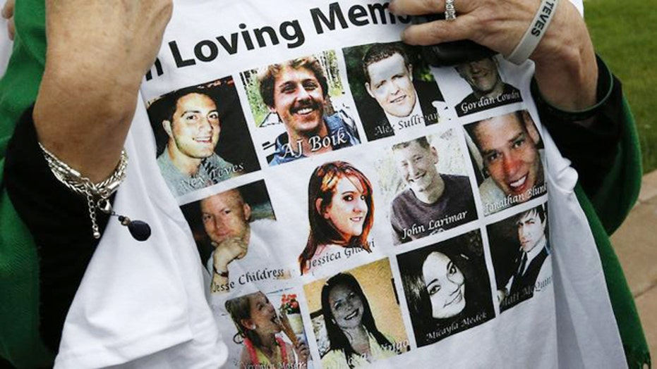 James Holmes' mother lays blame on son's psychiatrist