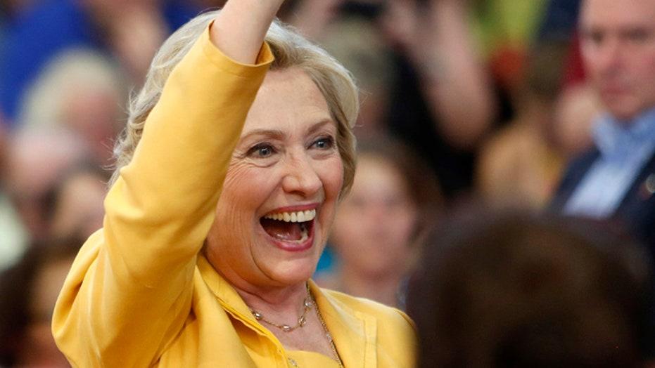 New polls show Hillary Clinton losing strength