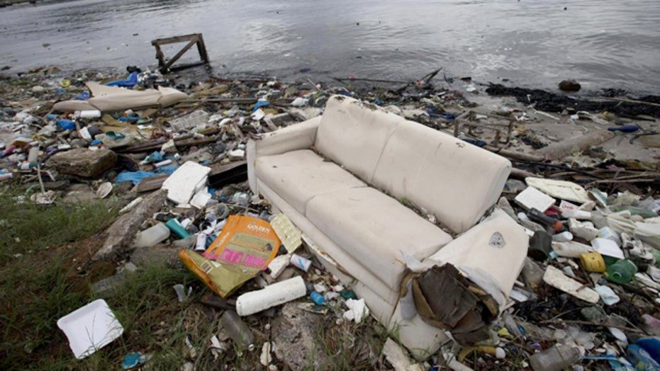 Report: Rio Olympics water is on par with sewage