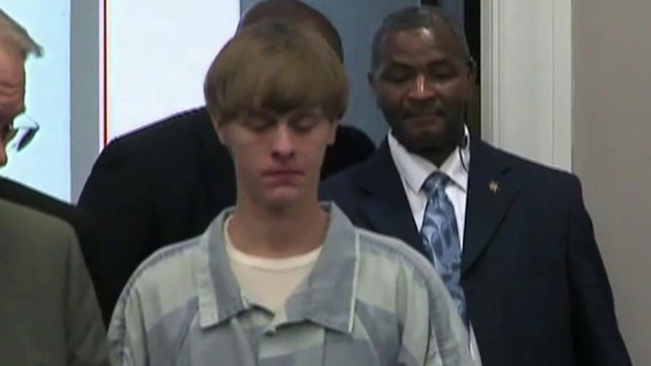 Dylann Roof facing arraignment on federal hate crime charges