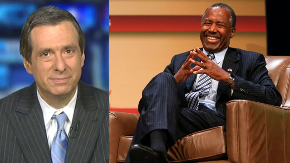 Kurtz: Can Dr. Carson be the GOP's cure?