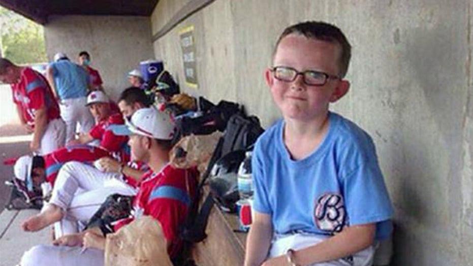 Kansas bat boy killed after being struck by practice swing