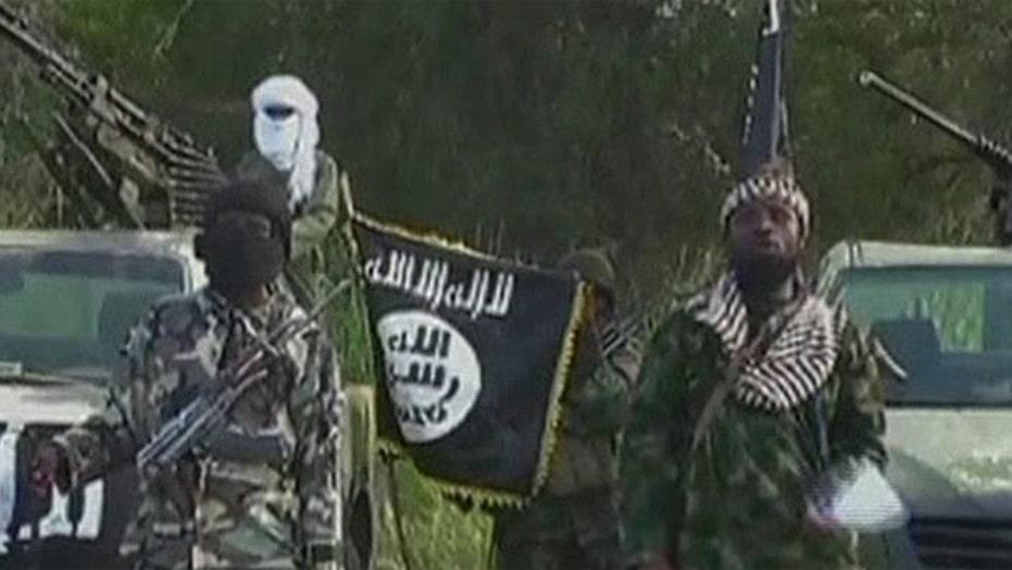 Nigeria: Children freed from Boko Haram terrorists
